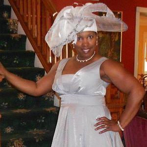 Cream Ladies Kentucky Derby Hat